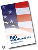 IBO Bookkeeping 101 - US