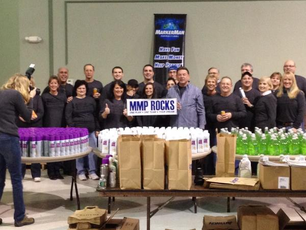 Covino Organization Partners with Amway US to Assist Those Affected by Hurricane Sandy