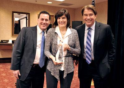 Fred Hansen Award
