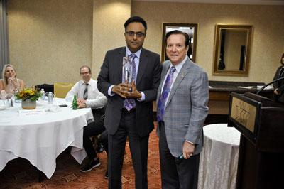 Joe Victor Leadership Award