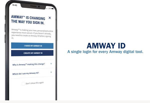 Amway ID