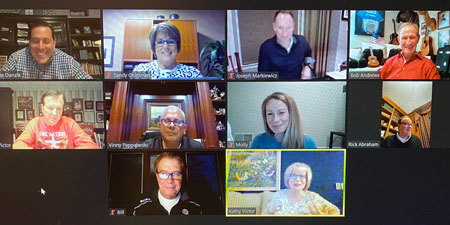 October 2020 Virtual Board Meeting